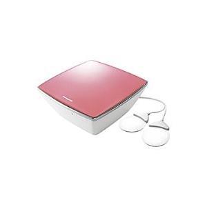 Panasonic(パナソニック) 低周波治療器 「おうちリフレ」 EW-NA63-P ピンク|giga-web