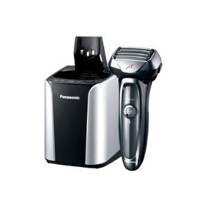 Panasonic(パナソニック) ES-CLV96-S ≪国内・海外兼用≫[AC100-240V] シェーバー 「ラムダッシュ」(5枚刃) シルバー調|giga-web