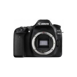 CANON(キャノン) EOS 80D【ボディ(レンズ別売)/デジタル一眼レフ】|giga-web