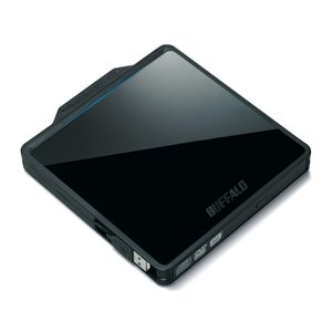BUFFALO(バッファロー) DVSM-PC58U2V-BKC [クリスタルブラック] DVDドライブ