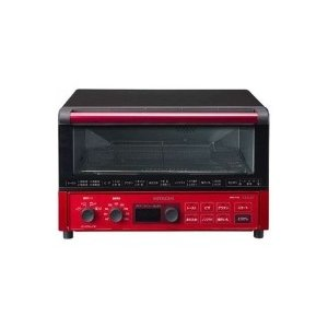 HITACHI(日立) HMO-F100 コンベクションオーブン メタリックレッド|giga-web