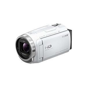 SONY(ソニー) HDR-CX680(W) メモリースティックマイクロ/マイクロSD対応 64GB...