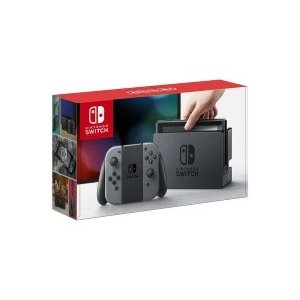 【セット内容】 ・Nintendo Switch本体:1台 ・Joy-Con(L) グレー:1個 ・...
