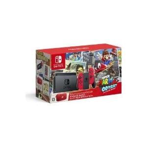【セット内容】 ・Nintendo Switch本体:1台 ・Joy-Con(L) レッド:1個 ・...