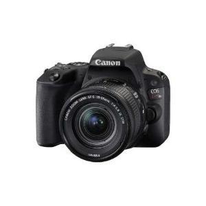 CANON(キャノン) EOS Kiss X9(W)【EF-S18-55 IS STM レンズキット】(ブラック/デジタル一眼レフカメラ)|giga-web