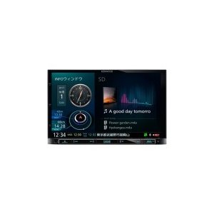 KENWOOD(ケンウッド) MDV-M805L 彩速ナビ [8インチAVナビ 地デジ/Bluetooth/DVD/USB/SD] giga-web
