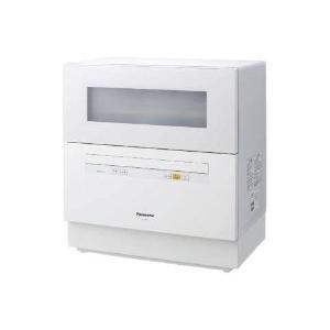 Panasonic(パナソニック) NP-TH1-W 食器洗い乾燥機 (5人用・食器点数40点) ホワイト giga-web