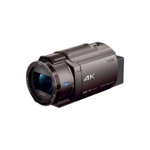 SONY(ソニー) FDR-AX45-TI メモリースティック/SD対応 64GBメモリー内蔵 4K...