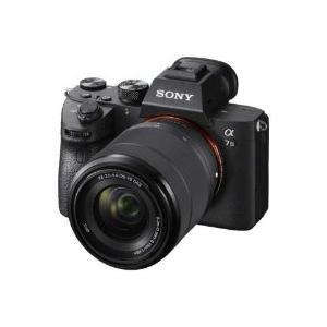 SONY(ソニー) ILCE-7M3K α7III【レンズキット】ミラーレス一眼カメラ|giga-web