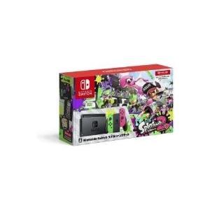 任天堂 Nintendo Switch スプラトゥーン2セット [Nintendo Switch Online利用券(90日間)付き] [ゲーム機本体] giga-web