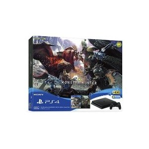 SCEI(ソニー・コンピュータエンタテインメント) CUHJ-10026 PlayStation 4 MONSTER HUNTER: WORLD Value Pack|giga-web