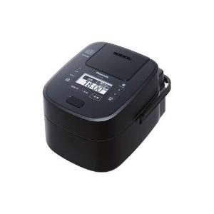 Panasonic(パナソニック) SR-VSX108-K 可変圧力スチームIH炊飯ジャー 「Wおどり炊き」(5.5合) ブラック|giga-web