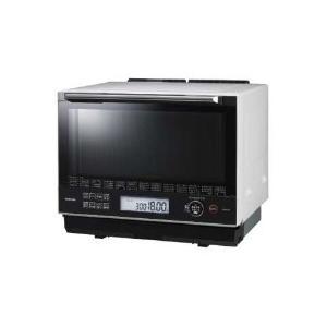 TOSHIBA(東芝) ER-SD3000(W) 過熱水蒸気オーブンレンジ「石窯ドーム」(30L) グランホワイト|giga-web