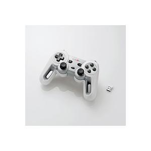 ELECOM(エレコム) JC-U4113SWH 超高性能ワイヤレスゲームパッド|giga-web