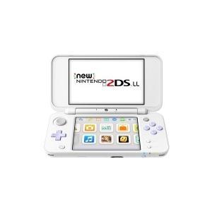任天堂 Newニンテンドー2DS LL ホワイト×ラベンダー[ゲーム機本体] giga-web