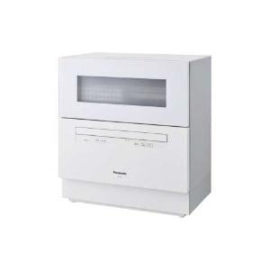 Panasonic(パナソニック) NP-TH2-W 食器洗い乾燥機 (5人用・食器点数40点) ホワイト [5人用]|giga-web