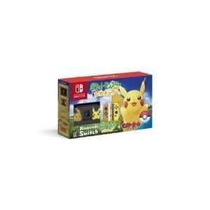 【箱破損商品】任天堂 Nintendo Switch ポケットモンスター Lets Go! ピカチュウセット D1(モンスターボール Plus付き) [ゲーム機本体]|giga-web