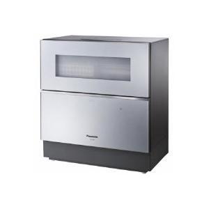 Panasonic(パナソニック) NP-TZ100-S 食器洗い乾燥機 シルバー|giga-web