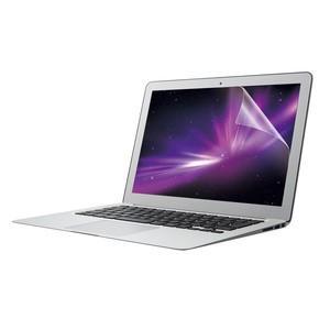 MacBook Air 13インチ用液晶保護フィルムです。防指紋のエアーレスタイプです。液晶画面をキ...