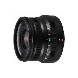富士フイルム(FUJIFILM) XF16mmF2.8 R WR 交換用レンズ Xマウント用