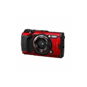 OLYMPUS(オリンパス) Tough TG-6 [レッド] デジタルカメラ