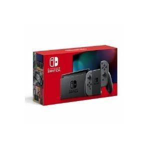 任天堂 Nintendo Switch HAD-S-KAAAA [グレー] switch 本体