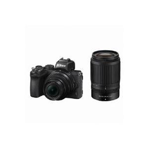 Nikon(ニコン) Z50 ダブルズームキット ミラーレス 一眼レフデジタルカメラの画像