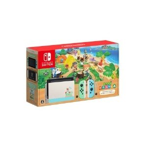 任天堂 Nintendo Switch あつまれ どうぶつの森セット|giga-web