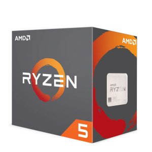 AMD Ryzen 5 3600X with Wraith Spire Cooler 100-100...