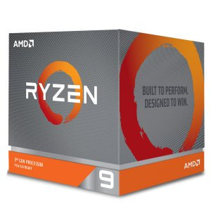 AMD Ryzen 9 3900X with Wraith Prism Cooler 100-100...