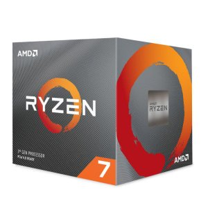 AMD Ryzen 7 3700X with Wraith Prism Cooler 100-100...