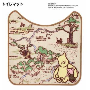 トイレマット プーフォレスト 92505001 RYOSEIKATSU|gigamedia2