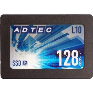 3D NAND SSD 128GB TLC 2.5inch SATA ADTEC AD-L10D128G-25I|gigamedia2