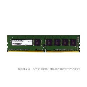 アドテック デスクトップ用増設メモリ DDR4-2666 UDIMM 4GB 省電力 ADTEC ADS2666D-X4G|gigamedia2