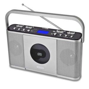 速聴き/遅聴きCDラジオ Manavy(マナヴィ)CDR-550SC Bearmax ベアーマックス クマザキエイム|gigamedia2