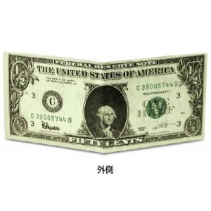 mighty wallet マイティウォレット Half Dollar(ハーフダラー)|gigamedia2|03
