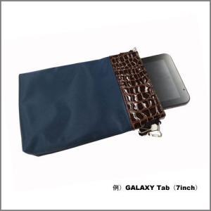 iPad mini 7インチタブレット用バッグ イーサプライズ ES7BGBR/ES7BGNV/ES7BGBKtablet case gigamedia2 02