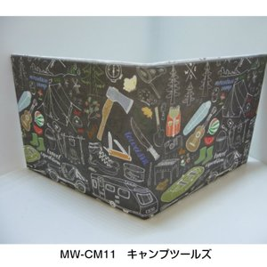 Mighty Wallet キャンプツールズ MW-CM11|gigamedia2