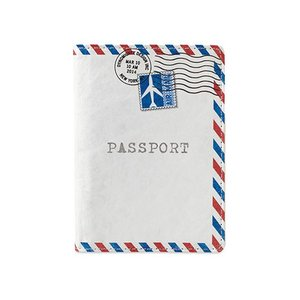 Mighty Passport Cover マイティーパスポートカバー (エアメール)|gigamedia2