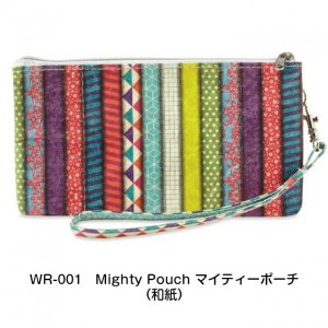 Mighty Pouch マイティーポーチ (和紙)|gigamedia2