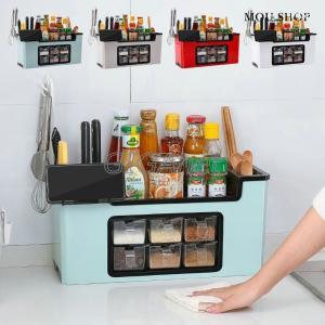キチンラック キッチン収納 キッチン 収納 調味料ラック おしゃれ 調味料入れ 収納 砂糖入れ