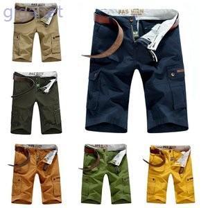 ショートパンツメンズハーフパンツ膝上丈綿メンズ夏服5分丈半ズボン短パン夏用中年男子向けパンツ