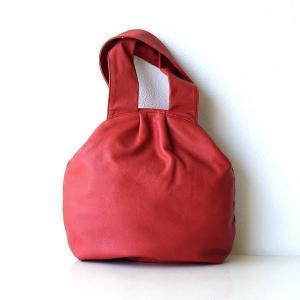 ソフトな革の口金バッグ A|gigiliving