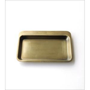 トレー トレイ おしゃれ アンティーク ゴールド ペントレー コイントレー アクセサリートレイ 卓上 プレート 皿 インテリア 長方形 グッドバイブトレー レクトL|gigiliving|04