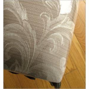 スツール 椅子 いす イス クッションチェア 玄関 アンティーク おしゃれ アイアンのスリムなスクエアスツール|gigiliving|05