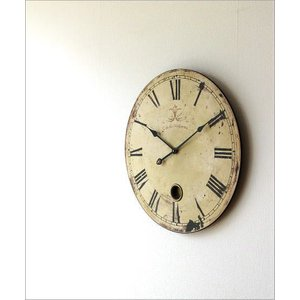 壁掛け時計 掛け時計 掛時計 壁掛時計 レトロ おしゃれ 大きい 大型 アンティークなラージクロック|gigiliving|04