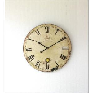 壁掛け時計 掛け時計 掛時計 壁掛時計 レトロ おしゃれ 大きい 大型 アンティークなラージクロック|gigiliving|05