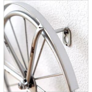 掛け時計 アンティーク レトロ おしゃれ かわいい ビンテージ アナログ 自転車ウォールクロック|gigiliving|05