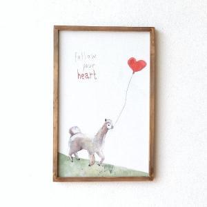 アートフレーム 壁掛け ピクチャーフレーム おしゃれ かわいい 絵 ウォールデコ ウォールフレーム 壁面 ディスプレイ カフェ キャンバスピクチャーA|gigiliving