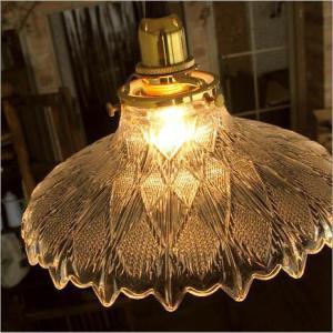 ペンダントライト ガラス アンティーク Pendant Light 1019|gigiliving